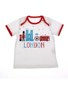 Westminster Abbey London Children's T-shirt