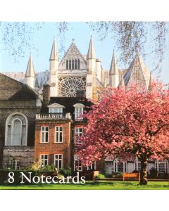 Westminster Abbey Garden Notecards