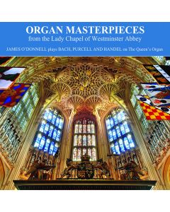 Organ Masterpieces CD