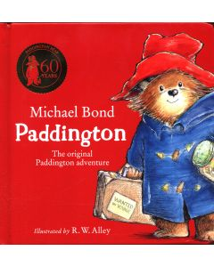 Paddington by Michael Bond Board Book