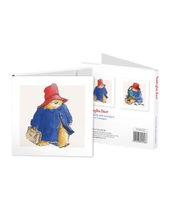 Paddington Bear Note Card Set