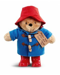 Paddington Bear Toy with Boots