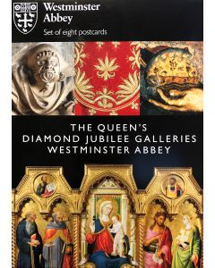 The Queen's Diamond Jubilee Galleries Postcard Pack
