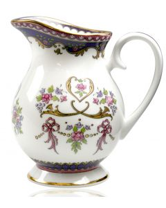 Queen Victoria China Cream Jug