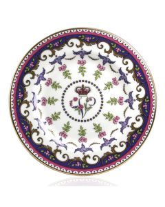 Queen Victoria Bone China Plate