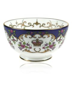 Queen Victoria Bone China Sugar Bowl