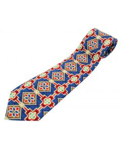 Westminster Abbey Retable Silk Tie