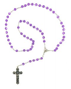 Rosary Pearl Beads Large