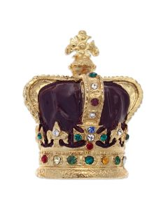 St. Edward's Crown Brooch