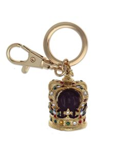 St. Edward's Crown Keyring