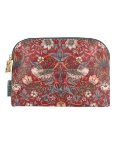 Morris & Co. Red Cosmetic Bag