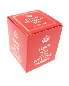 Tea with the Queen 10 Teabag Box