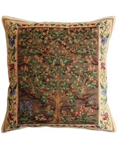 Tree of Life 48cm Tapestry Cushion Cover