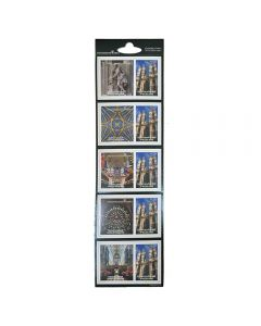 Universal Postage Stamps