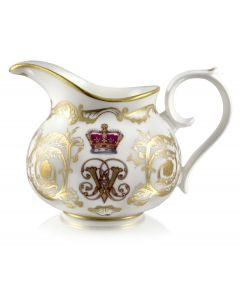 Victoria & Albert Fine China Cream Jug