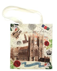 Vintage Westminster Abbey Bag
