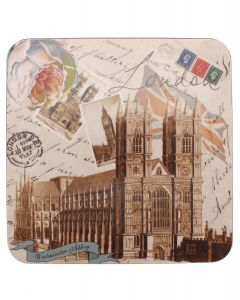 Vintage Westminster Abbey Abbey Pot Stand