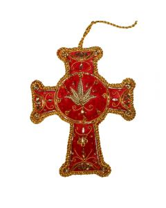 Westminster Abbey 2019 Cross Decoration