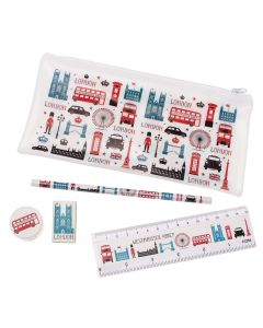 Westminster Abbey London Icons Stationery Set