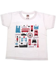 Westminster Abbey London Icons T-Shirt