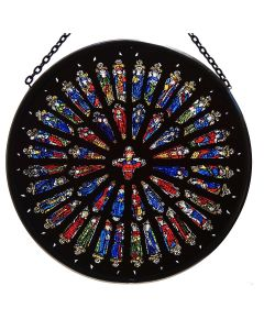 Westminster Abbey Rose Window Roundel
