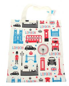 Westminster Abbey London Icons Tote Bag