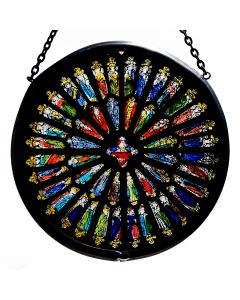 Westminster Abbey Rose Window Roundlette
