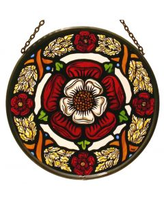 Wreath Tudor Rose Roundlette