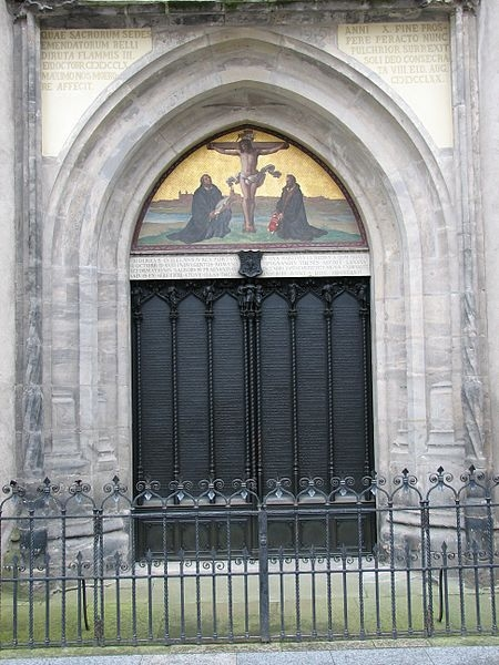 Wittenberg Church Door