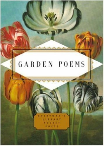 Garden Poems Cover