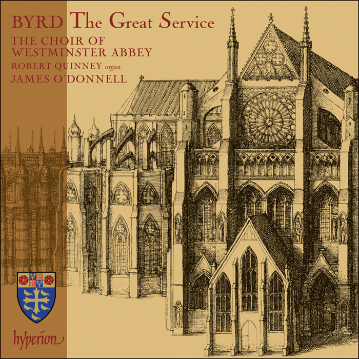 William Byrd The Great Service