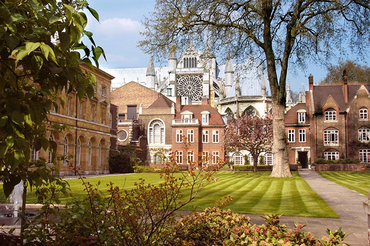 Westminster Abbey College Garden