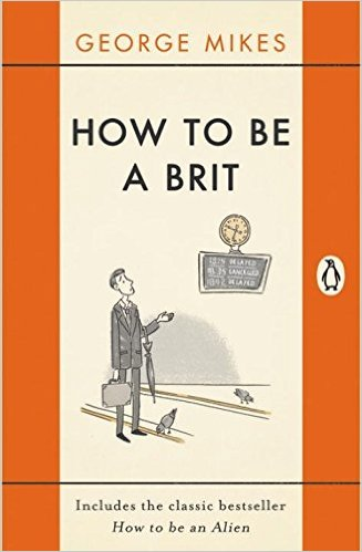 How to be a Brit Cover