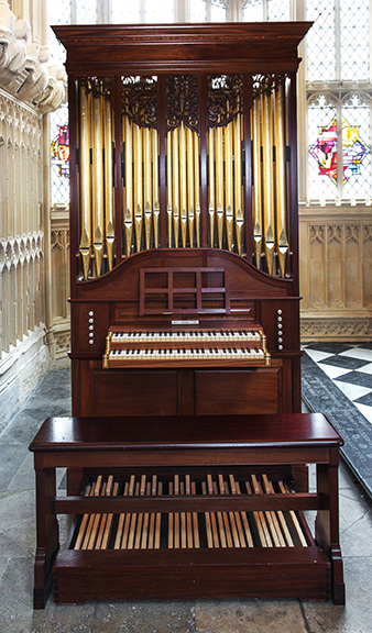 The Queen's Organ