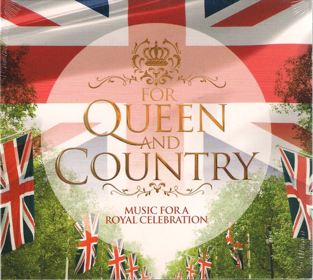 For Queen and Country CD Cover
