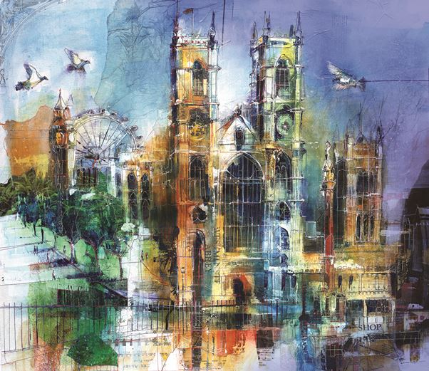 Westminster Abbey by Rob Wilson