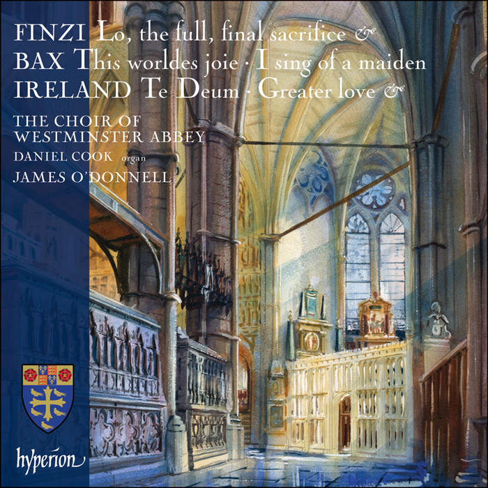 Finzi, Bax and Ireland CD