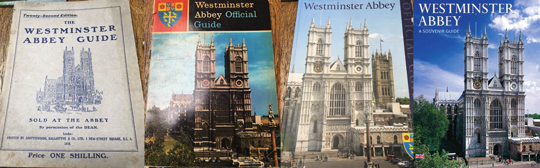 Guidebooks Through the Years