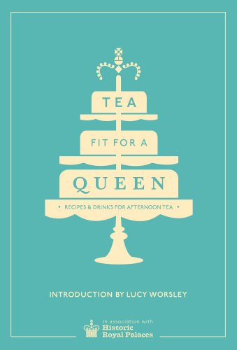 Tea Fit for a Queen Book
