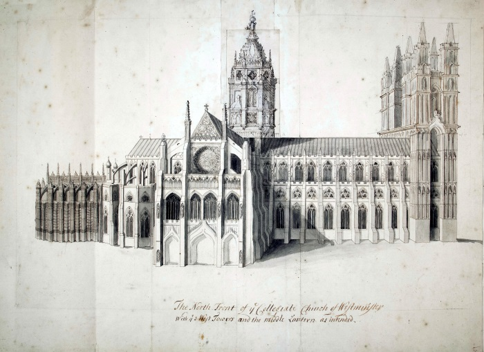 Nicholas Hawksmoor's Vision for the Abbey